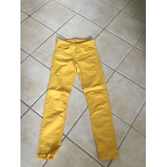 Pantalon slim, cigarette 1.2.3  pas cher