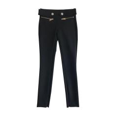 Pantalon slim, cigarette Versus Versace  pas cher
