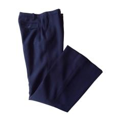 Pantalon large Marc Jacobs  pas cher
