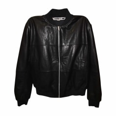 Leather Jacket Alexander McQueen