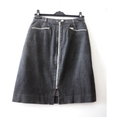 Denim Skirt Alain Manoukian