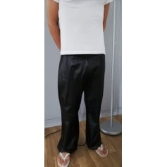 Pantalon évasé   pas cher