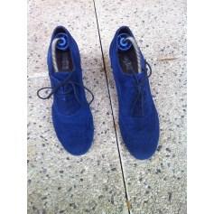 Chaussures à lacets  Pier One  pas cher