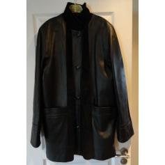 Manteau en cuir In Extenso  pas cher