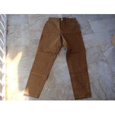 Pantalon droit Kristina Popovitch  pas cher