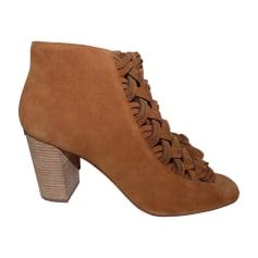 High Heel Ankle Boots Michael Kors