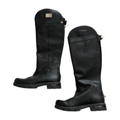 Reitstiefel, Stiefel im Reiter-Look Dolce & Gabbana