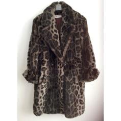 Manteau en fourrure Canasport  pas cher