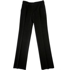 Pantalon droit Et vous  pas cher