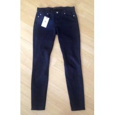 Jeans slim Seven  pas cher