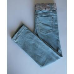 Jeans droit Creeks  pas cher