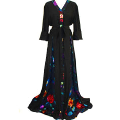 Robe longue Burberry  pas cher