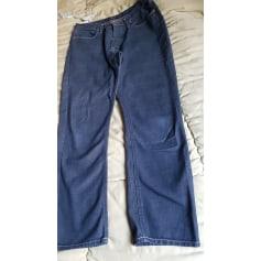 Jeans droit Façonnable  pas cher