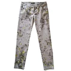 Jeans droit PennyBlack  pas cher