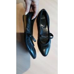 Sandales plates  Eden  pas cher
