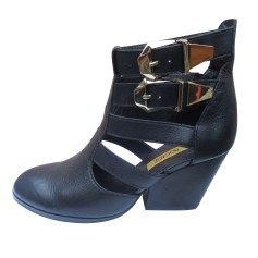 Wedge Ankle Boots Bocage
