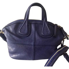 Lederhandtasche Givenchy Nightingale