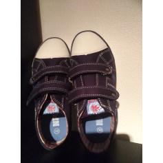 Chaussures à scratch Tex  pas cher