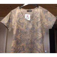 Top, tee-shirt non signé  pas cher