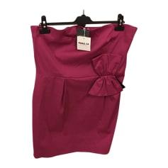 Robe bustier La Redoute  pas cher
