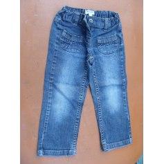 Jeans droit Vertbaudet  pas cher