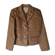 Blazer, veste tailleur Oscar De La Renta  pas cher