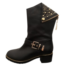 High Heel Ankle Boots Luciano Barachini
