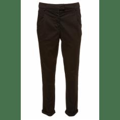 Pantalon carotte Topshop  pas cher
