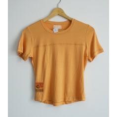 Top, tee-shirt Comme un poisson dans l'eau  pas cher