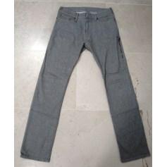 Jeans droit Neil Barrett  pas cher