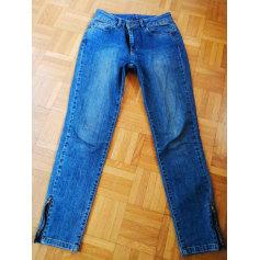 Jeans slim 1.2.3  pas cher