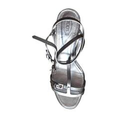 Sandales à talons Tod's  pas cher