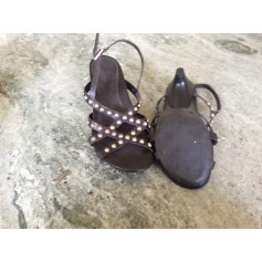Sandales à talons Garrice  pas cher