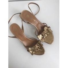 Sandales à talons La Scarpa  pas cher