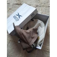 Sandales à talons AirStep  pas cher