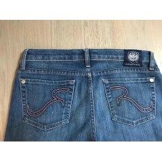 Jeans évasé, boot-cut Rock & Republique  pas cher