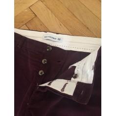 Pantalon droit Ben Sherman  pas cher