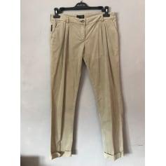 Pantalon carotte Armani Jeans  pas cher