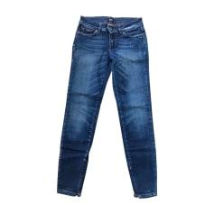 Jeans slim Dolce & Gabbana  pas cher