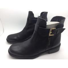 Bottines & low boots plates Pascal Morabito  pas cher
