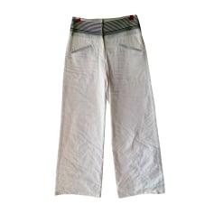 Pantalon large Giorgio Armani  pas cher