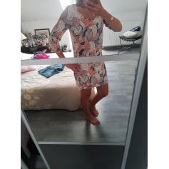 Robe courte Moda H  pas cher