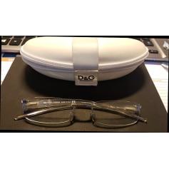 Monture de lunettes Dolce & Gabbana  pas cher