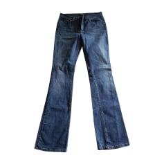 Jeans droit Dolce & Gabbana  pas cher
