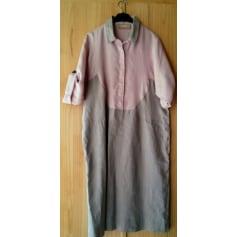 Robe mi-longue Rosso 35  pas cher
