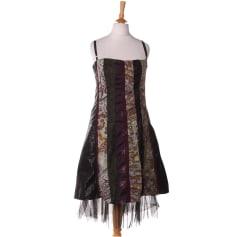 Robe courte Des Filles A La Vanille  pas cher