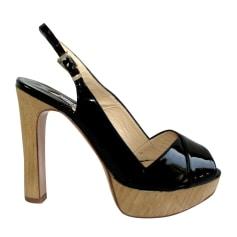 Sandales à talons Luciano Padovan  pas cher