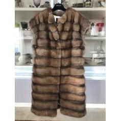 Blouson, veste en fourrure Queen Fur  pas cher