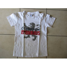 Tee-shirt olympique lyonnais  pas cher