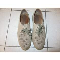 Lace Up Shoes Mephisto
